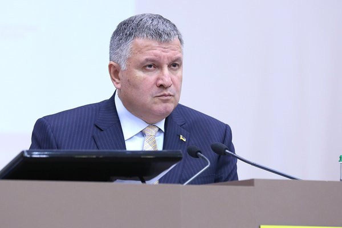 Ukraynanın daxili işlər naziri Arsen Avakov istefa verib