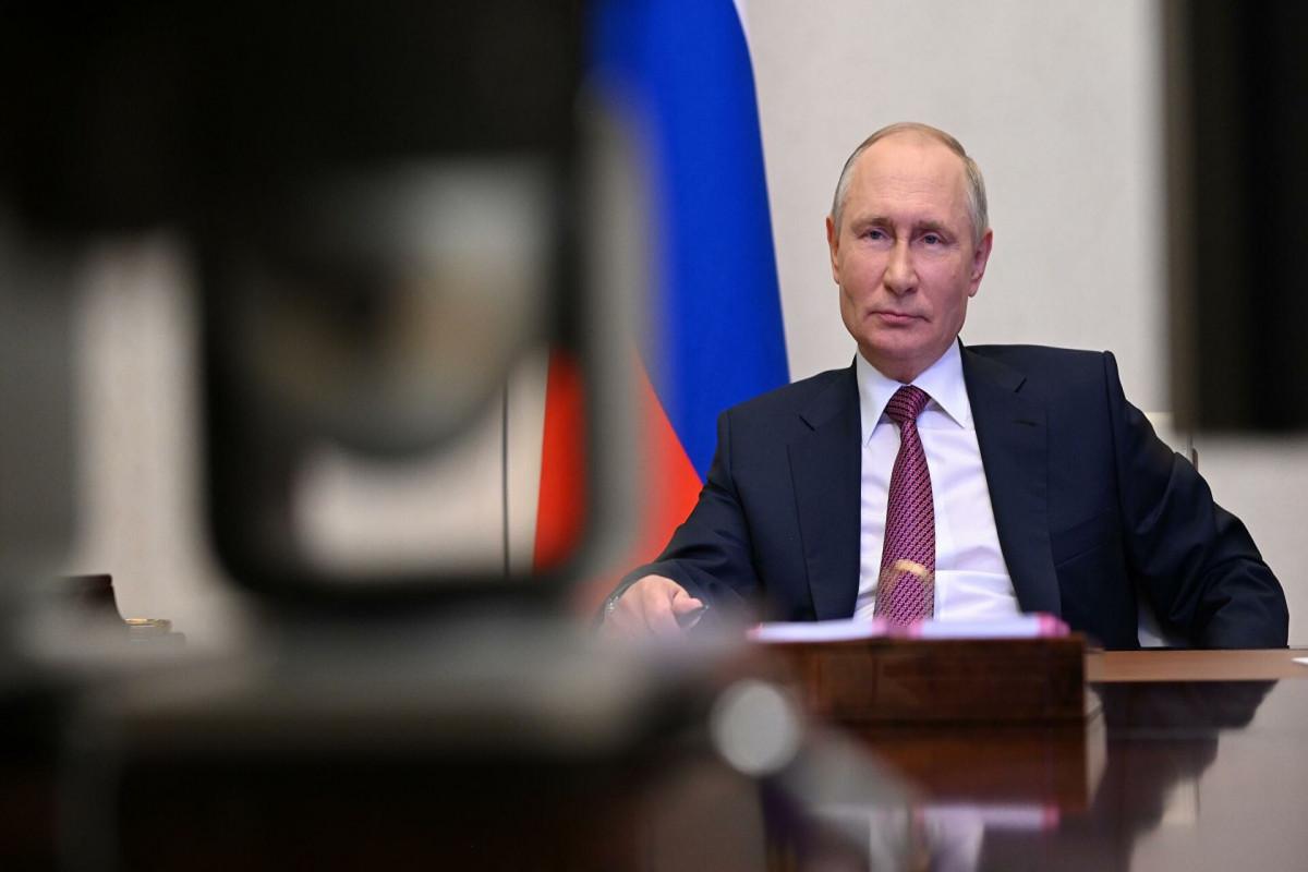 Путин: Россия готова поддерживать отношения с Украиной