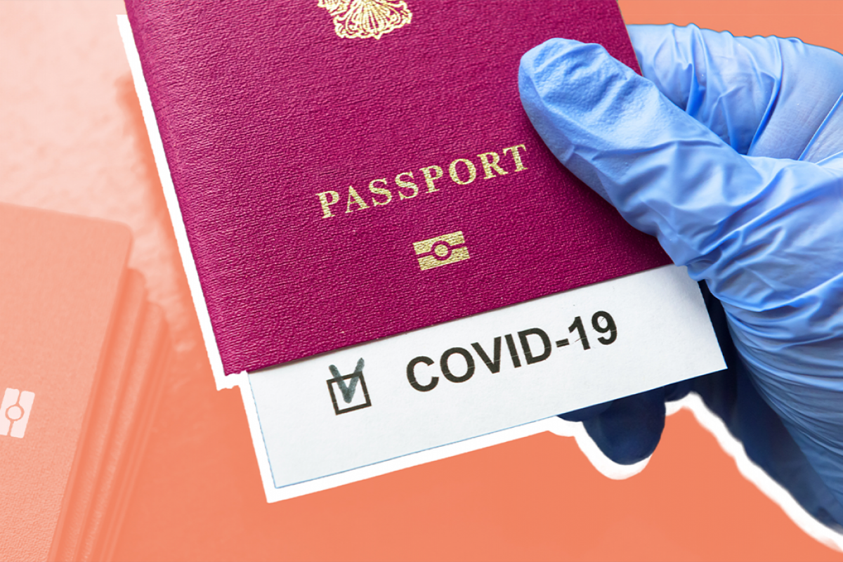 Work is underway on mechanism for recognizing COVID passports among countries