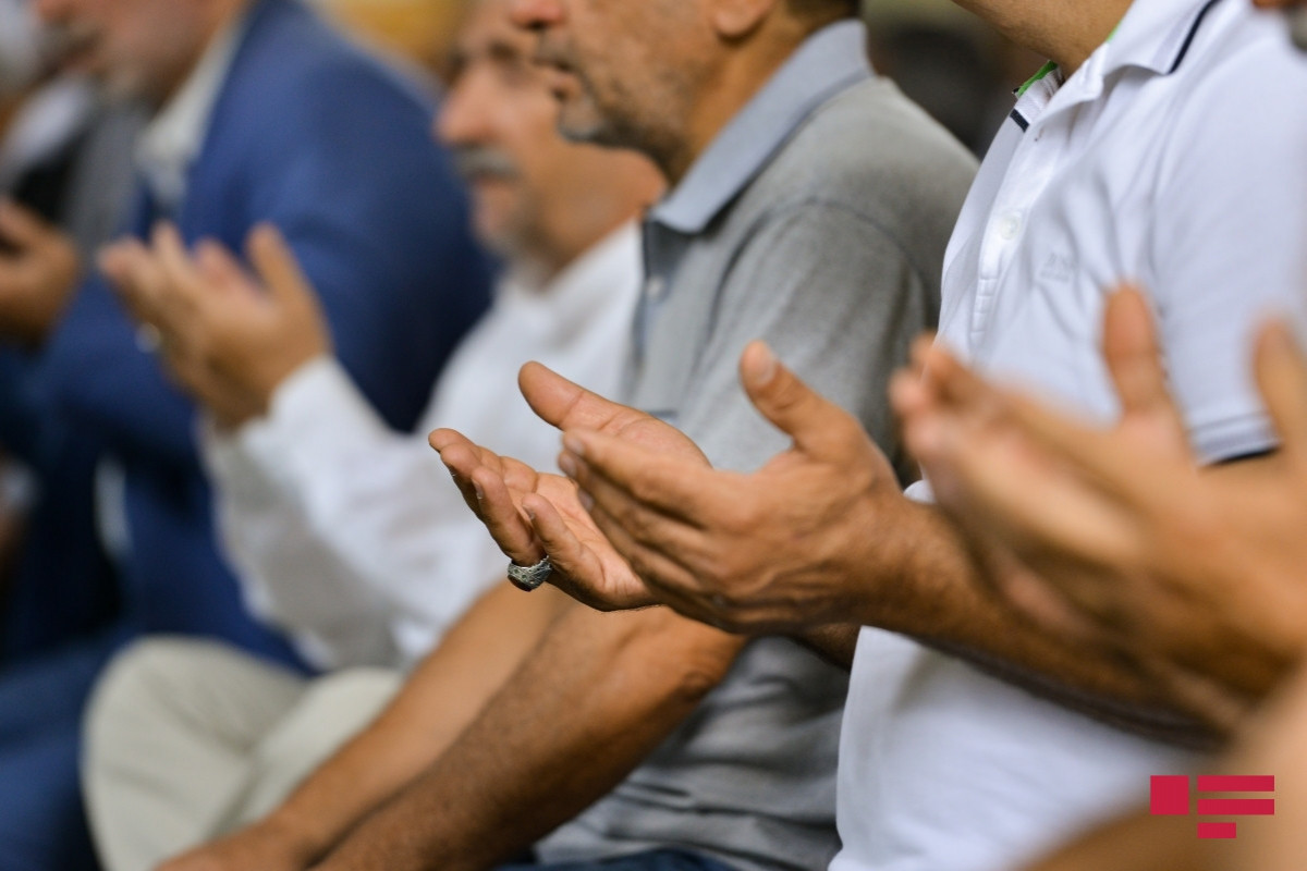 Joint holiday prayers to be performed in mosques on July 20-21 in Azerbaijan