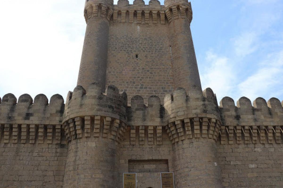 Böyük Mərdəkan qəsri və Tuba Şah məscidinin bərpasına başlanılır
