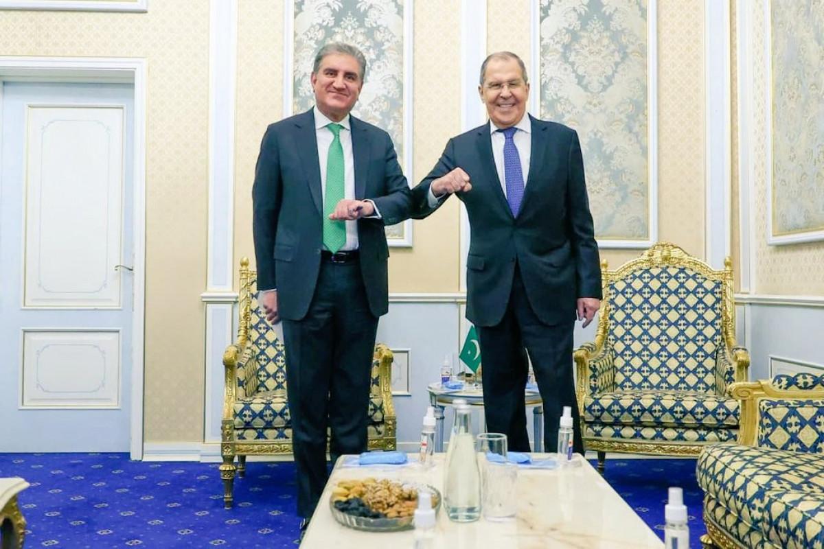 Главы МИД Пакистана и России обсудили ситуацию в Афганистане
