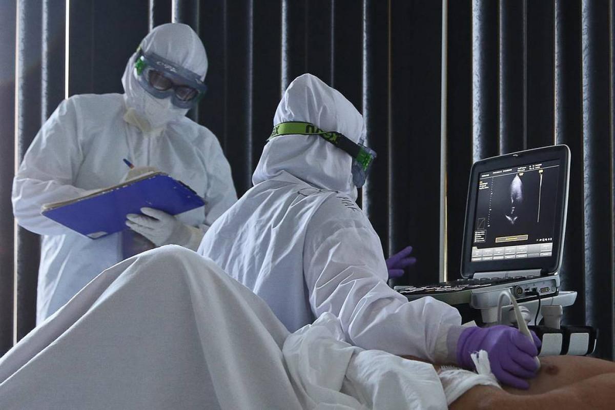В России зарегистрировали 786 смертей из-за COVID-19 за сутки - максимум за пандемию