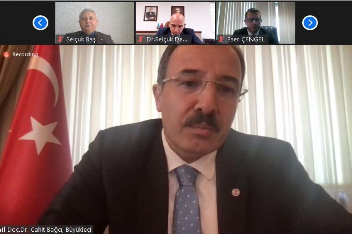 Посол: События 5-летней давности были для Турции гражданской войной
