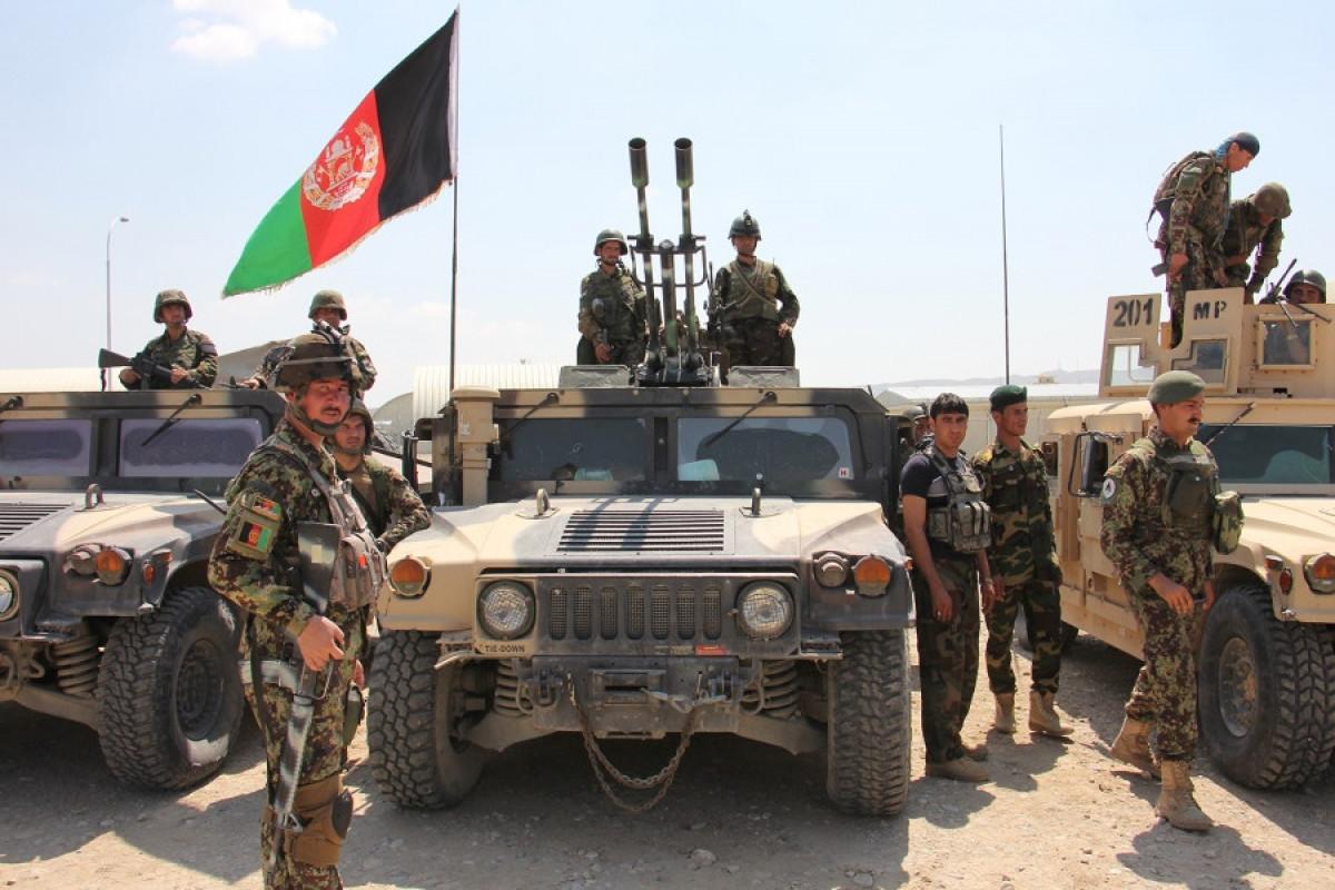 """Əfqanıstan hökuməti """"Taliban""""ın nəzarətinə keçmiş əraziləri geri qaytarıb"""