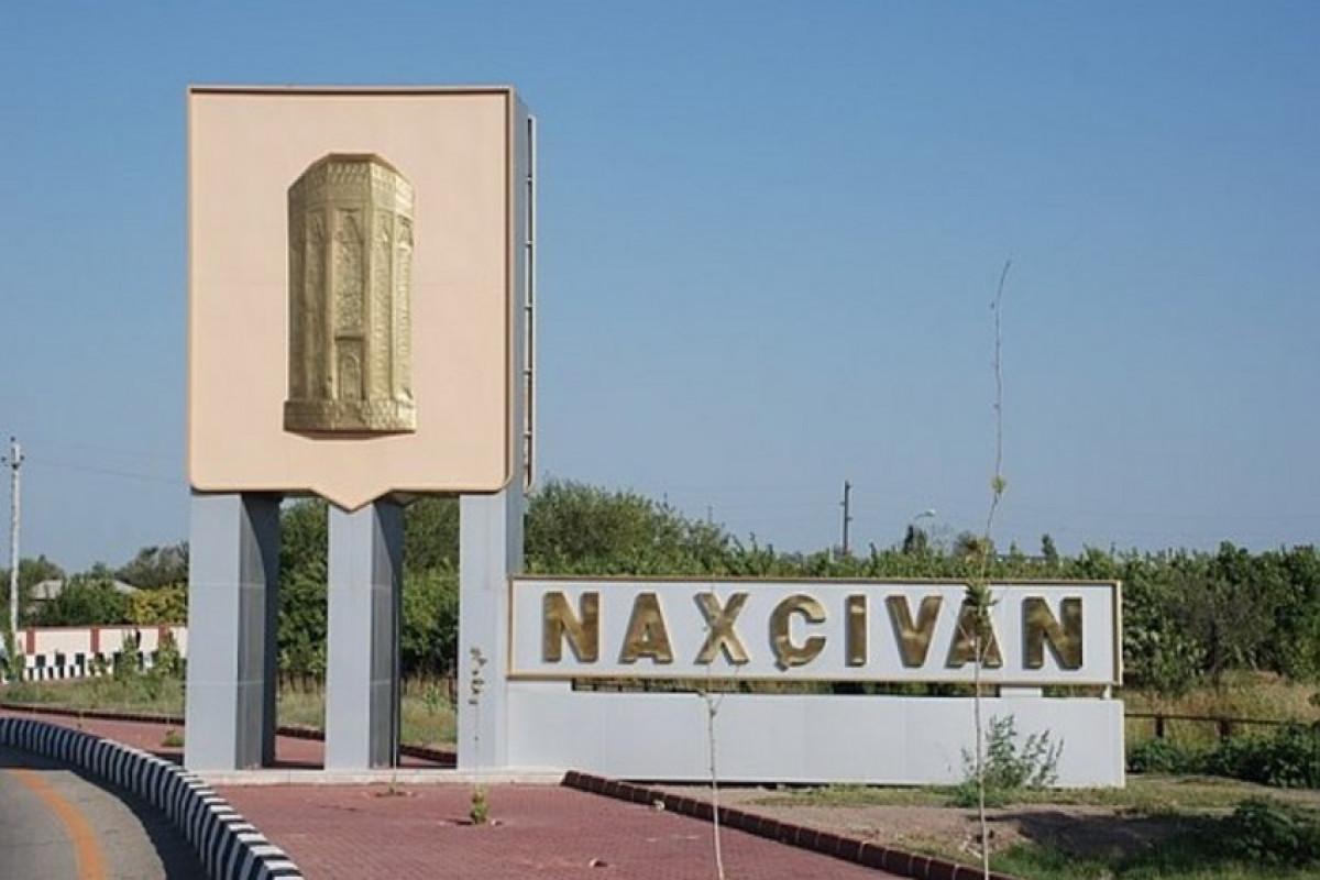 Road to Nakhchivan via Iran resumed