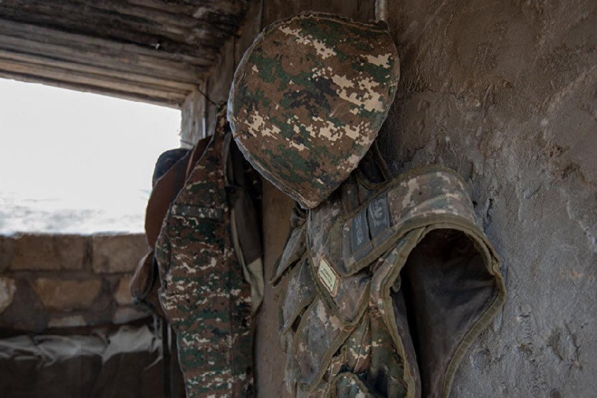 На освобожденных от оккупации территориях обнаружены останки еще 7 армянских военнослужащих