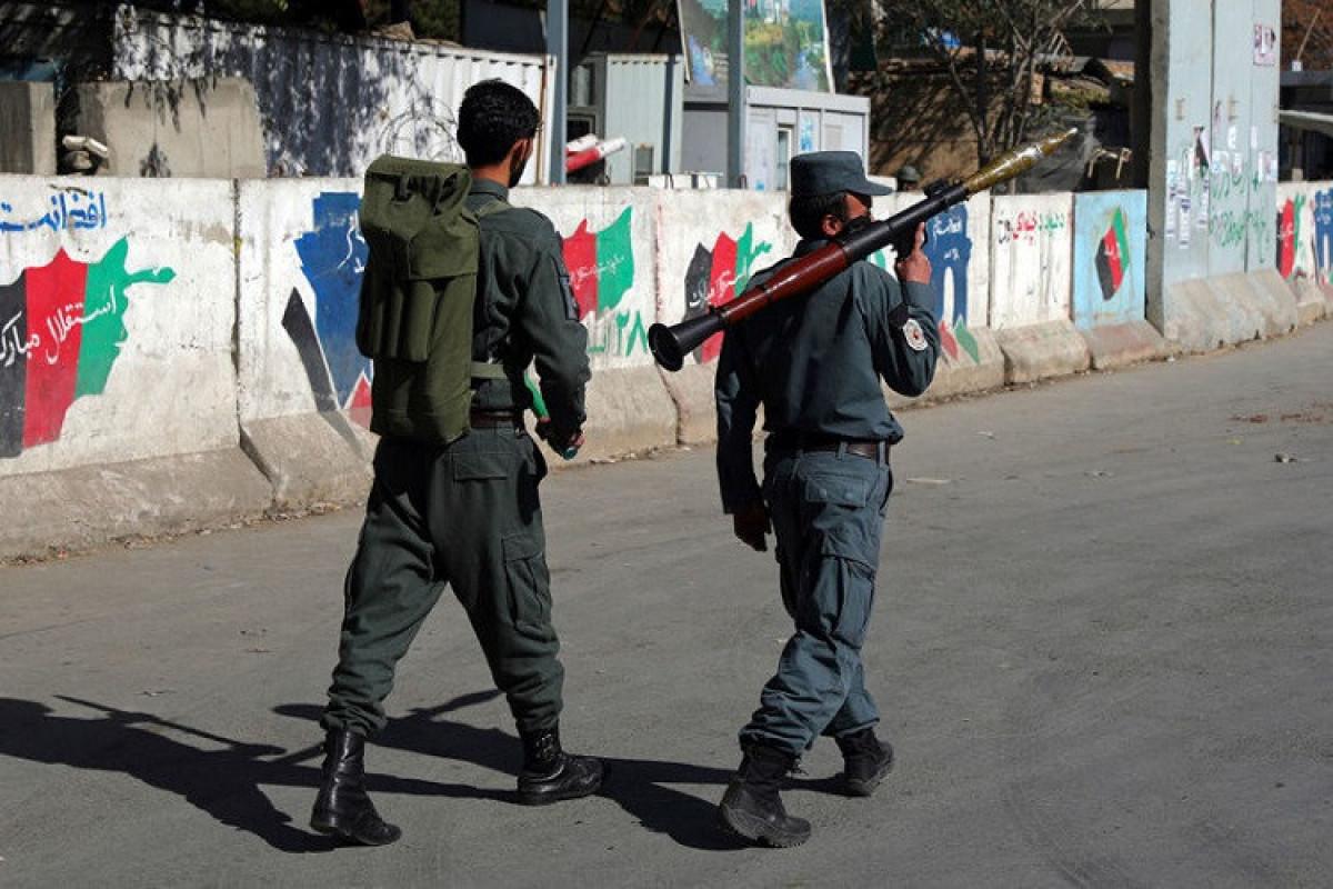Əfqanıstanda baş vermiş partlayış zamanı 8 nəfər yaralanıb