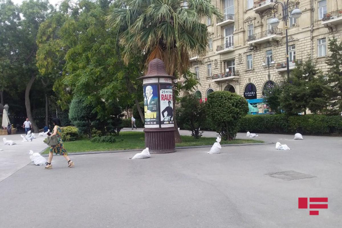 Hacı Zeynalabdin Tağıyevin heykəlinin qoyulacağı yer müəyyənləşib - FOTO