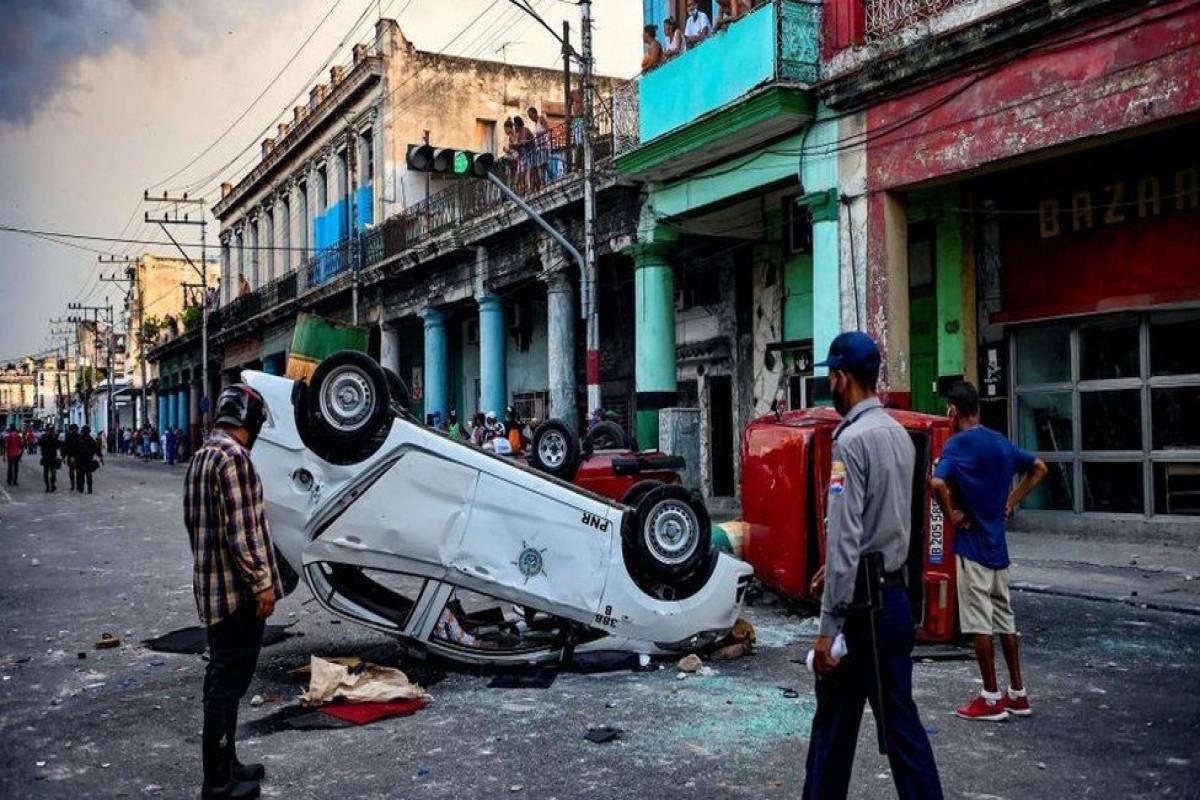 Cuba lifts custom restrictions after unrest
