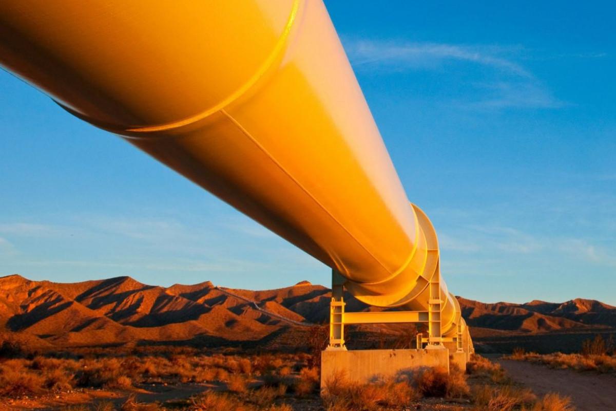 Azerbaijan sharply increased gas export through South Caucasus Pipeline