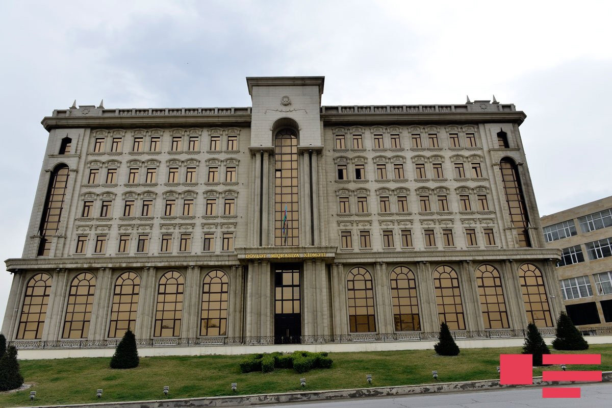 В этом году вид на жительство в Азербайджане получили 1231 человек