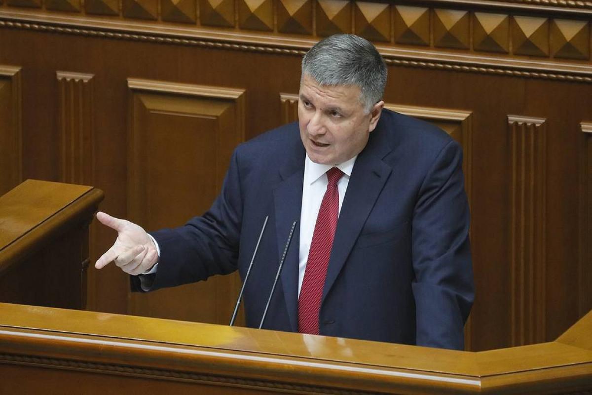 Рада приняла отставку главы МВД Украины Авакова