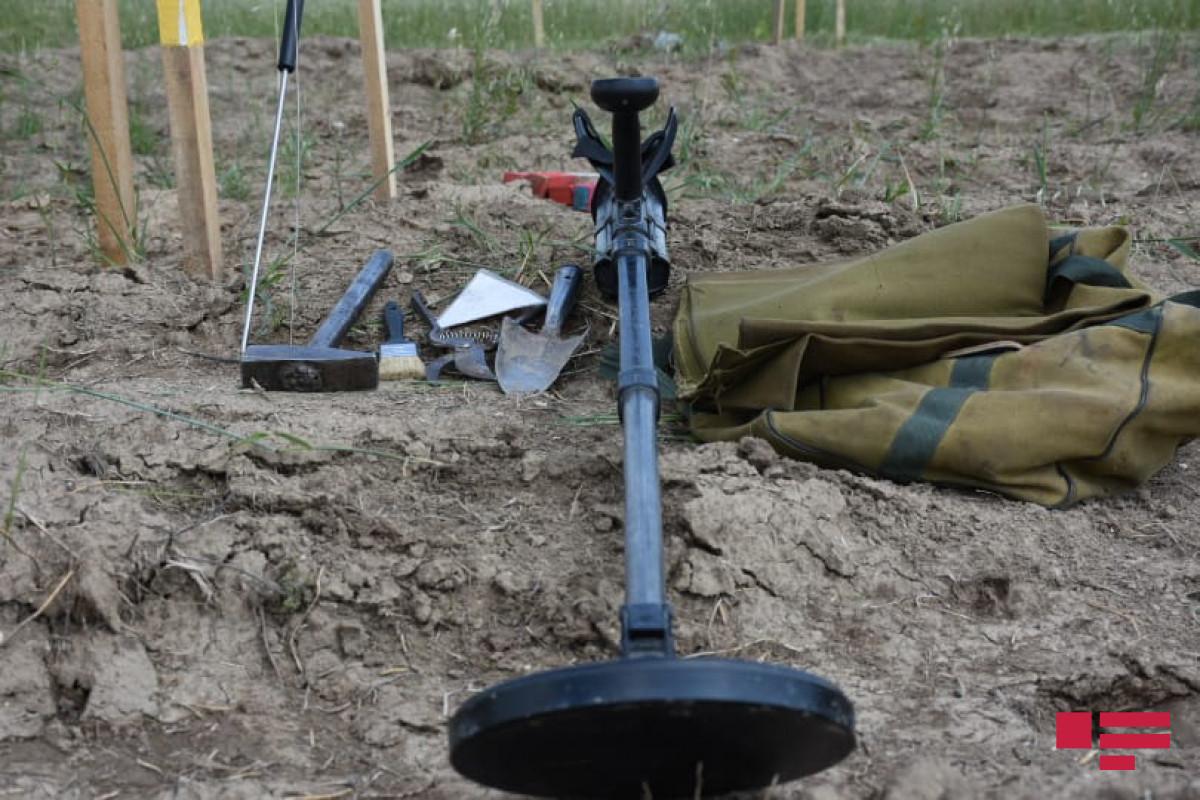 Возбуждено уголовное дело по факту подрыва на мине жителя Гёйгёля