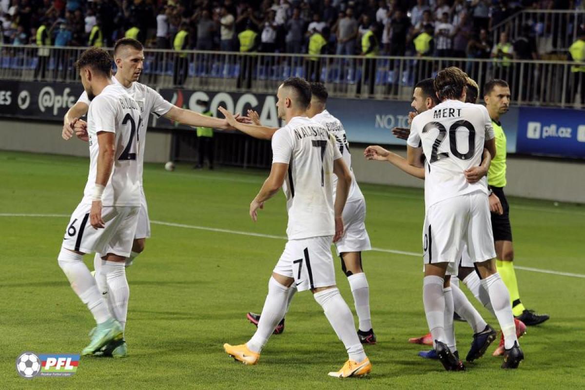 """""""Neftçi"""" UEFA reytinqində 17 pillə irəliləyib"""