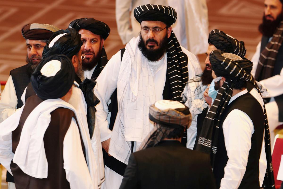 Талибы назвали условие для перемирия в Афганистане
