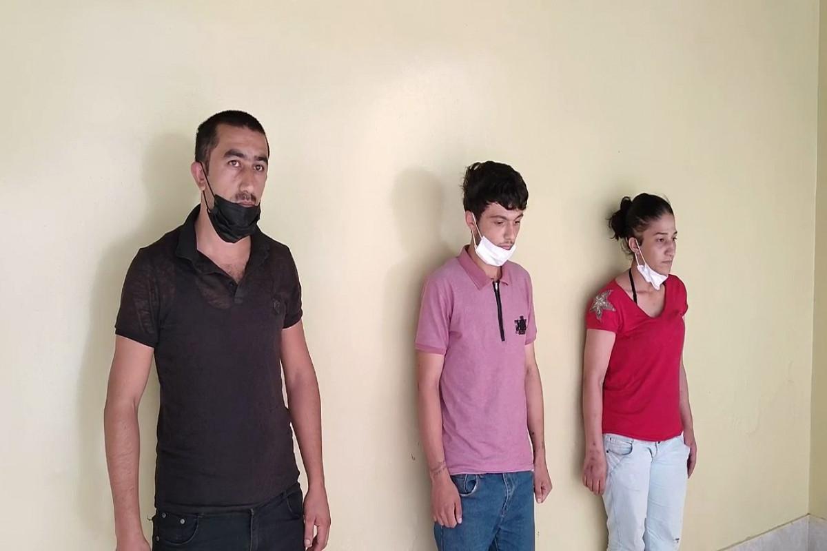 Biləsuvarda qadın narkotacir saxlanılıb - VİDEO  - YENİLƏNİB
