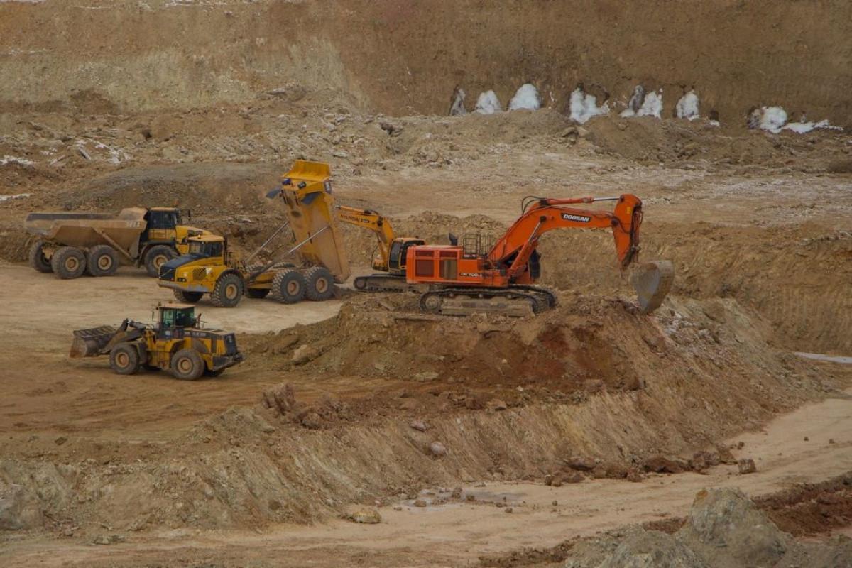 Азербайджан увеличил добычу золота и серебра-ТАБЛИЦА