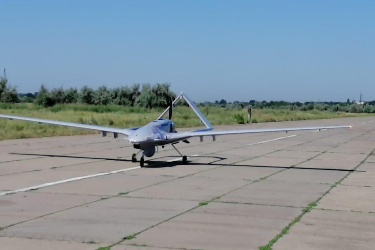 """""""Bayraktar TB2"""" pilotsuzuçuş aparatıkompleksi Ukraynaya gətirilib"""