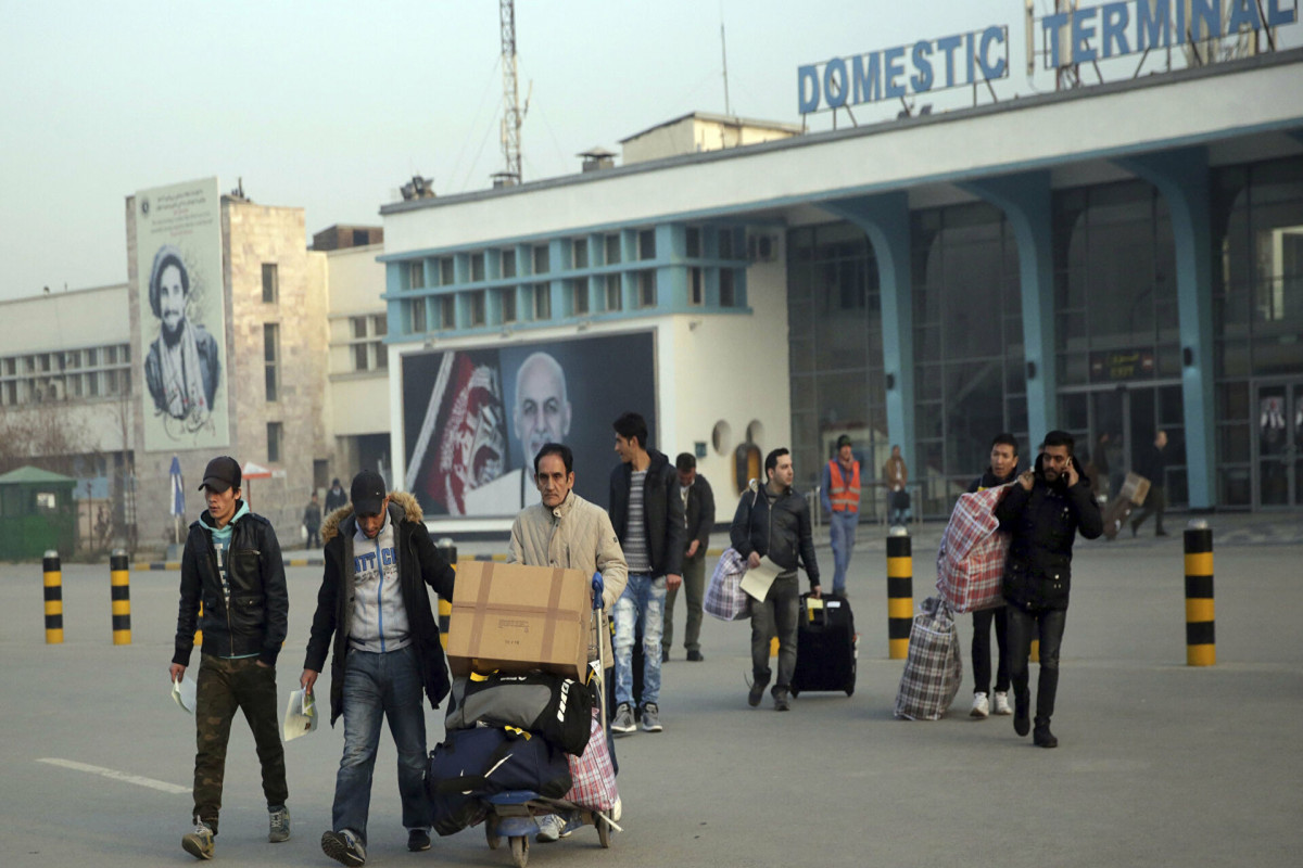 Турция готова участвовать в обеспечении безопасности аэропорта Кабула