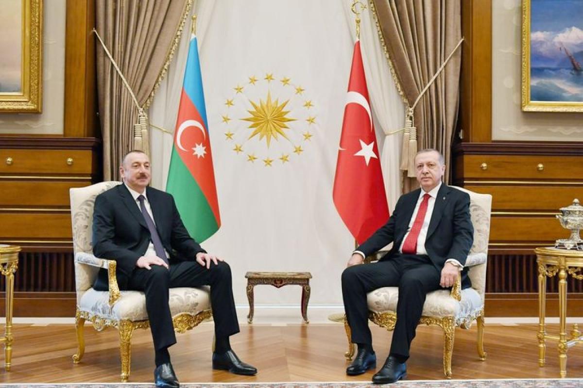 Azərbaycan Prezidenti Rəcəb Tayyib Ərdoğana telefonla zəng edib - VİDEO  - YENİLƏNİB