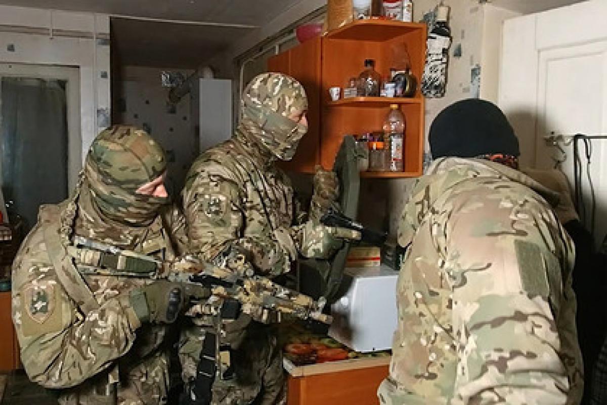 ФСБ РФ предотвратила теракт в Москве