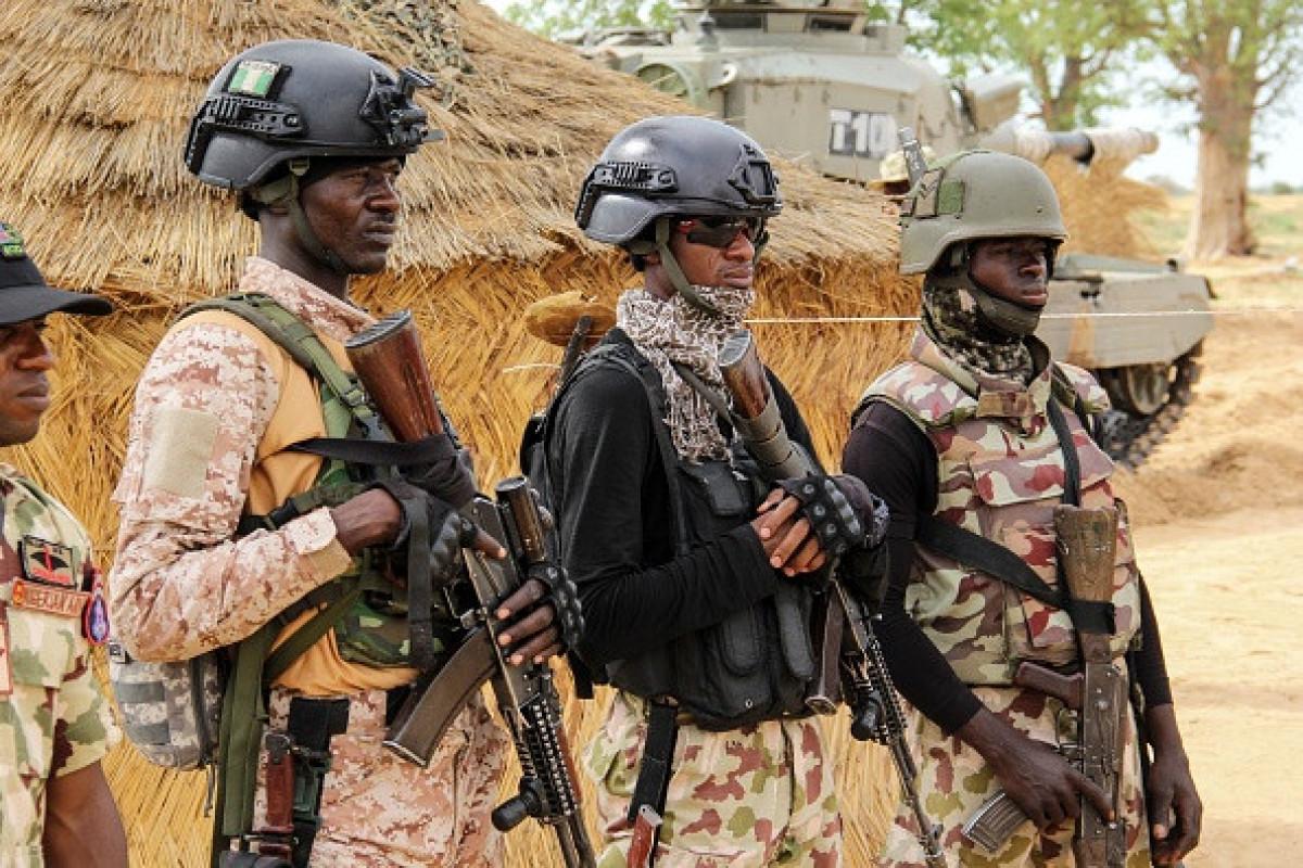 Nigerian military kills scores of Boko Haram militants in anti-terror operations: spokesman