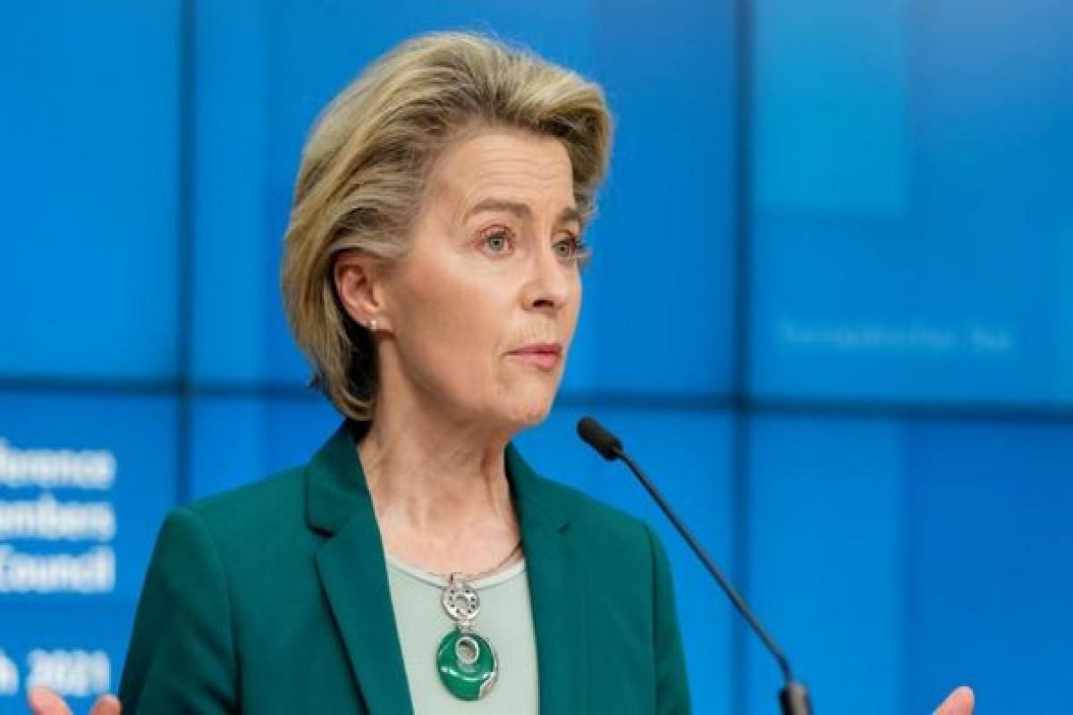 EU ready to support flood affected countries: Ursula von der Leyen