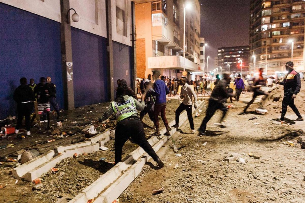 Число погибших из-за беспорядков в ЮАР возросло до 117 человек