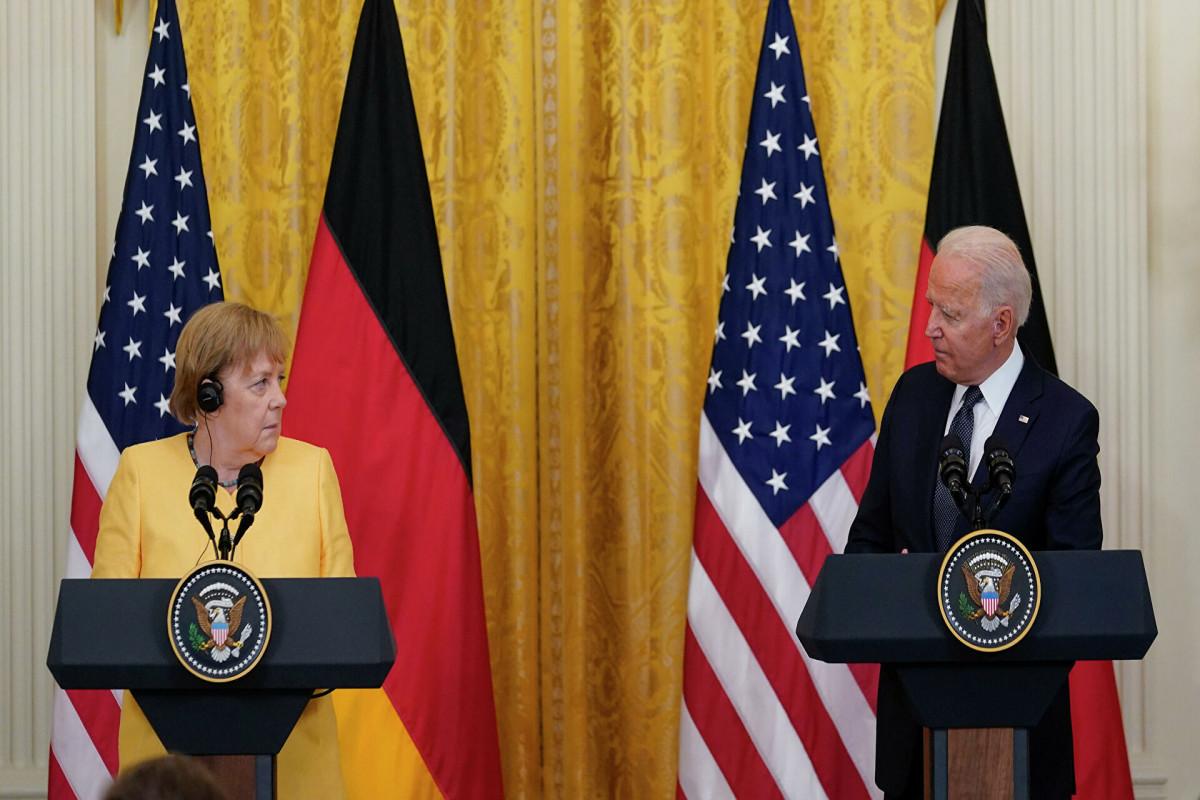 США и Германия подписали «Вашингтонскую декларацию»