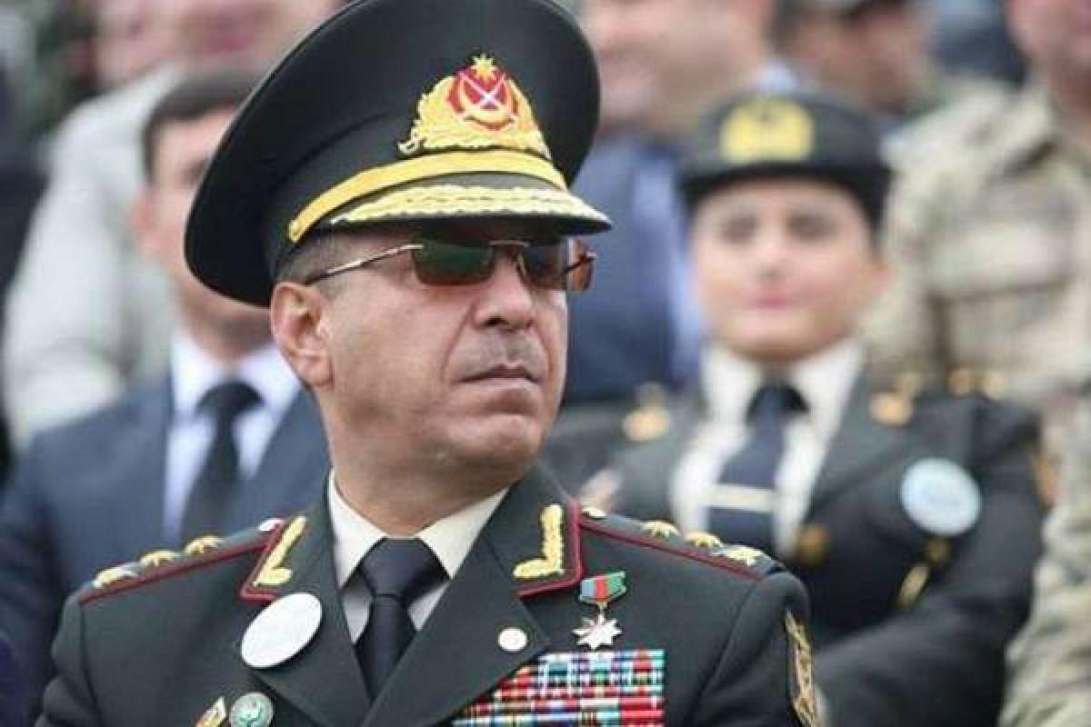 General Rövşən Əkbərova qarşı 1 milyon 200 min manat mülki iddia qaldırılıb