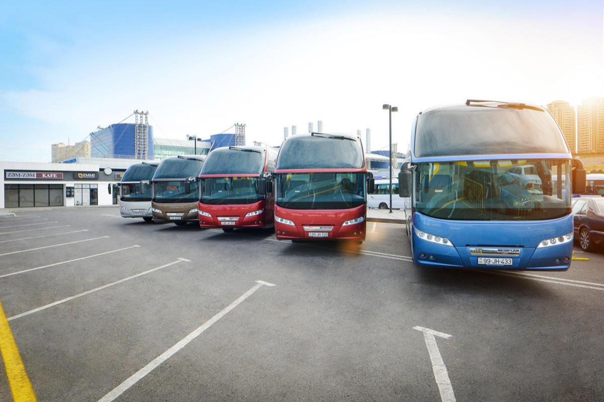 Определен порядок работы регулярных автобусов Баку-Нахчыван-Баку с завтрашнего дня