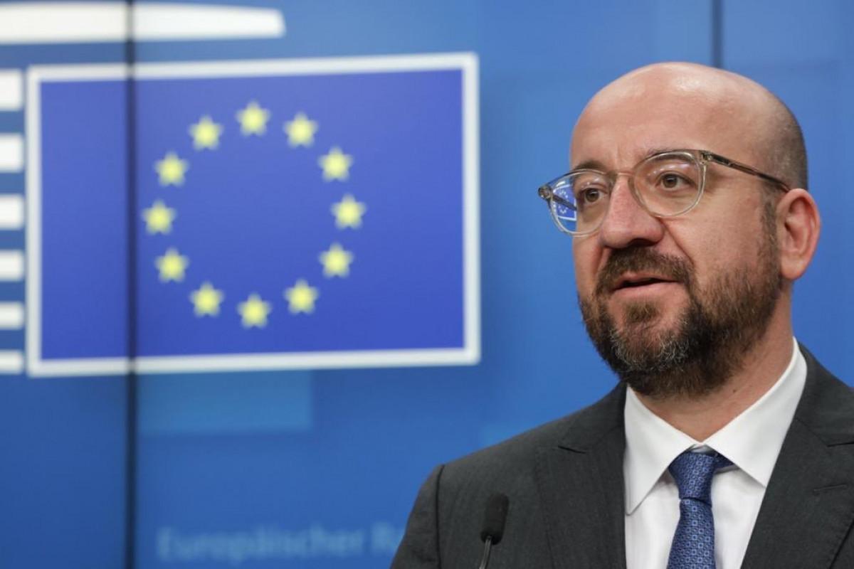 Президент Совета ЕС Шарль Мишель совершит визит в Азербайджан