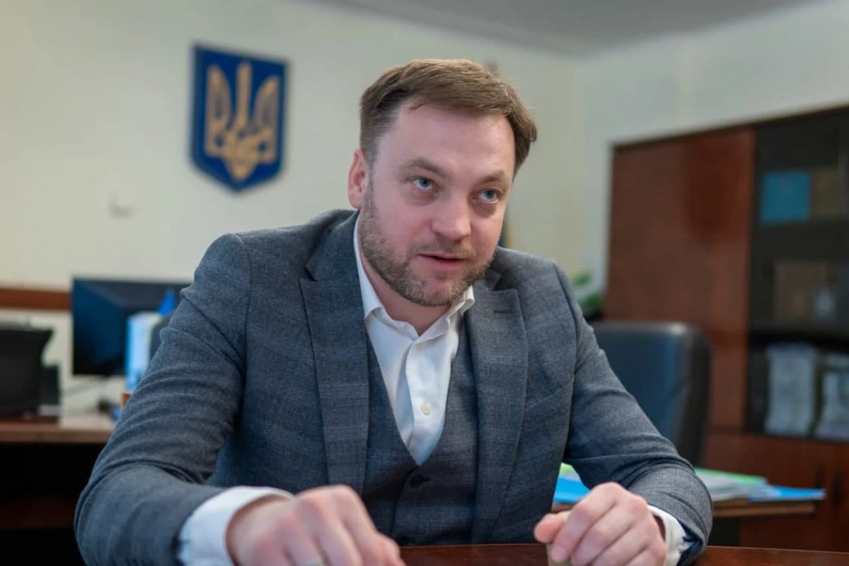 Ukraynanın yeni daxili işlər naziri müəyyənləşib