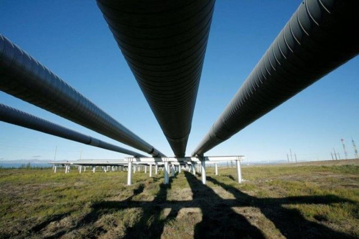 Azerbaijan increased gas export