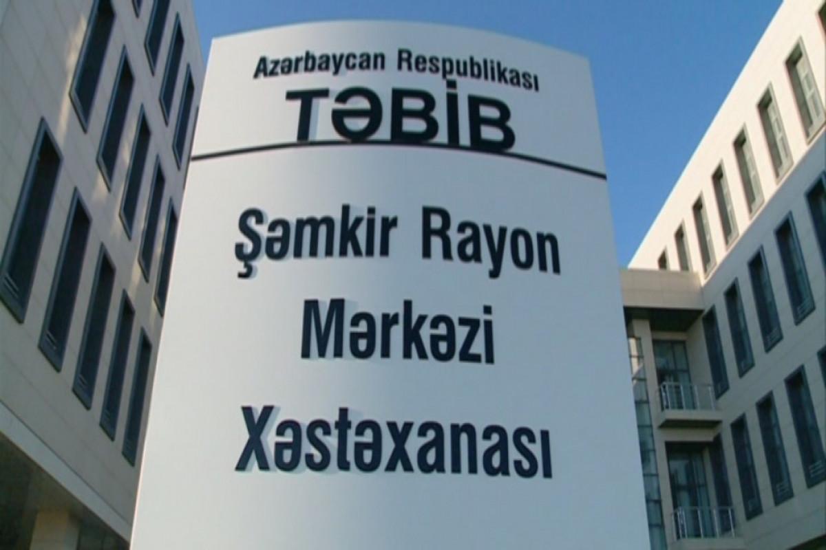 Şəmkir rayon Mərkəzi Xəstəxanasına yeni direktor təyin olunub
