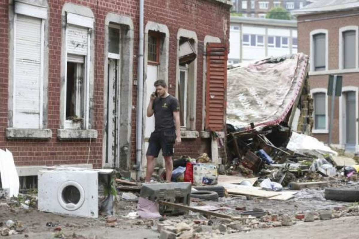 Death toll from the floods in Belgium rises to 23