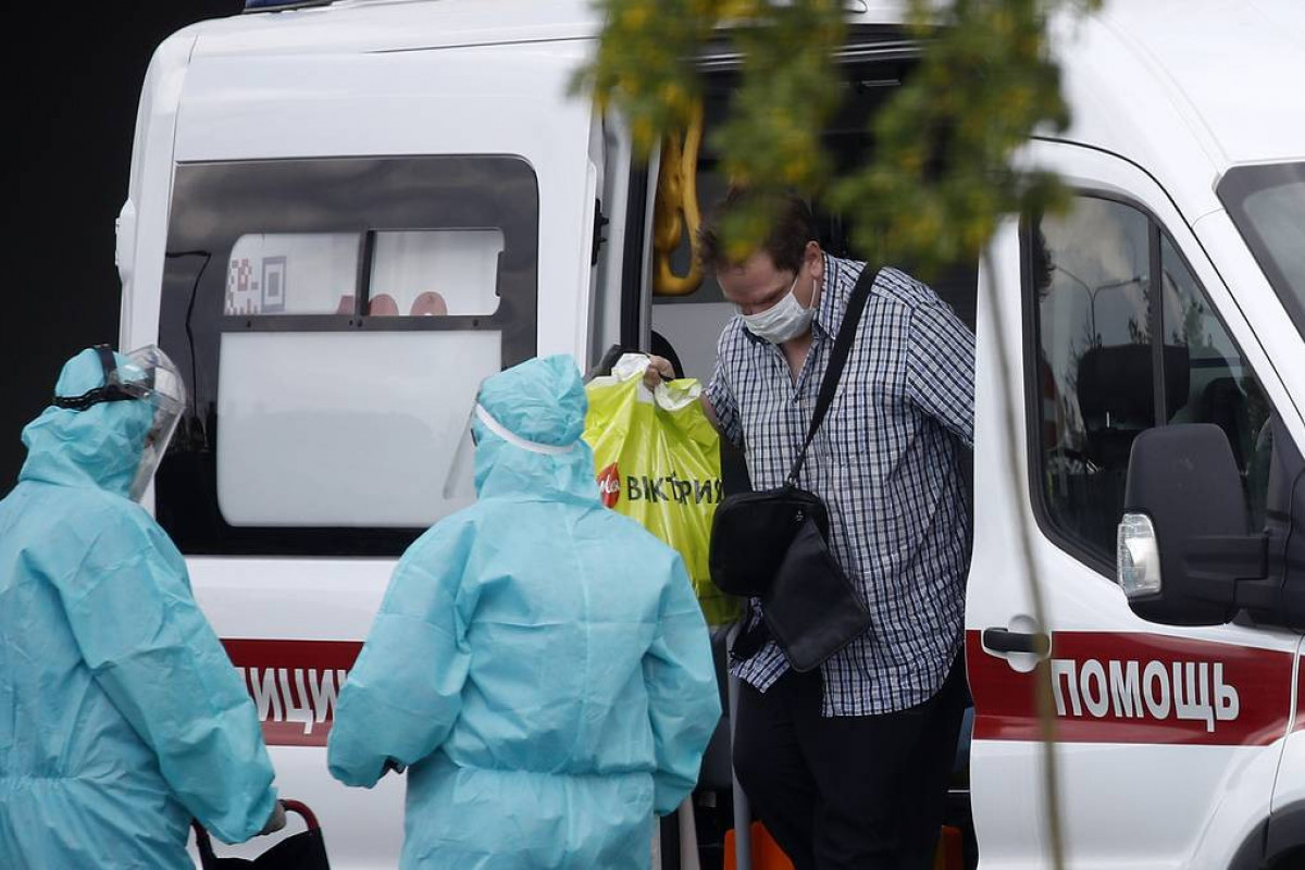 Coronavirus situation in Russia remains tense, health minister says