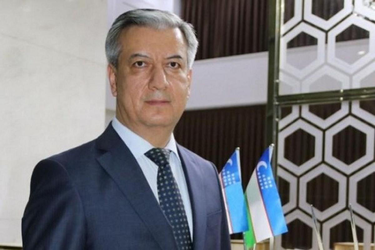 "Ambassador: ""Uzbekistan is grateful to President Ilham Aliyev for sending 50,000 doses of vaccine"""