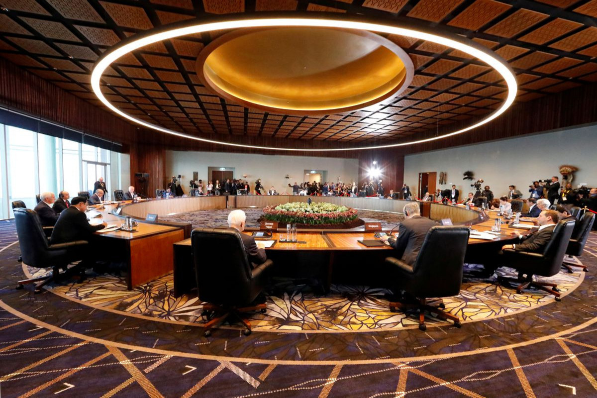 World leaders pledge to redouble pandemic fight at special APEC meeting