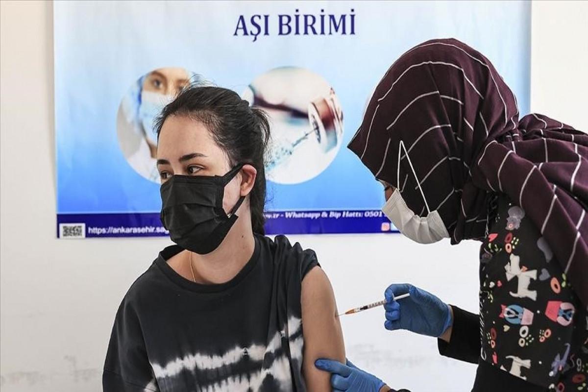 Turkey administers over 62M COVID-19 vaccine shots