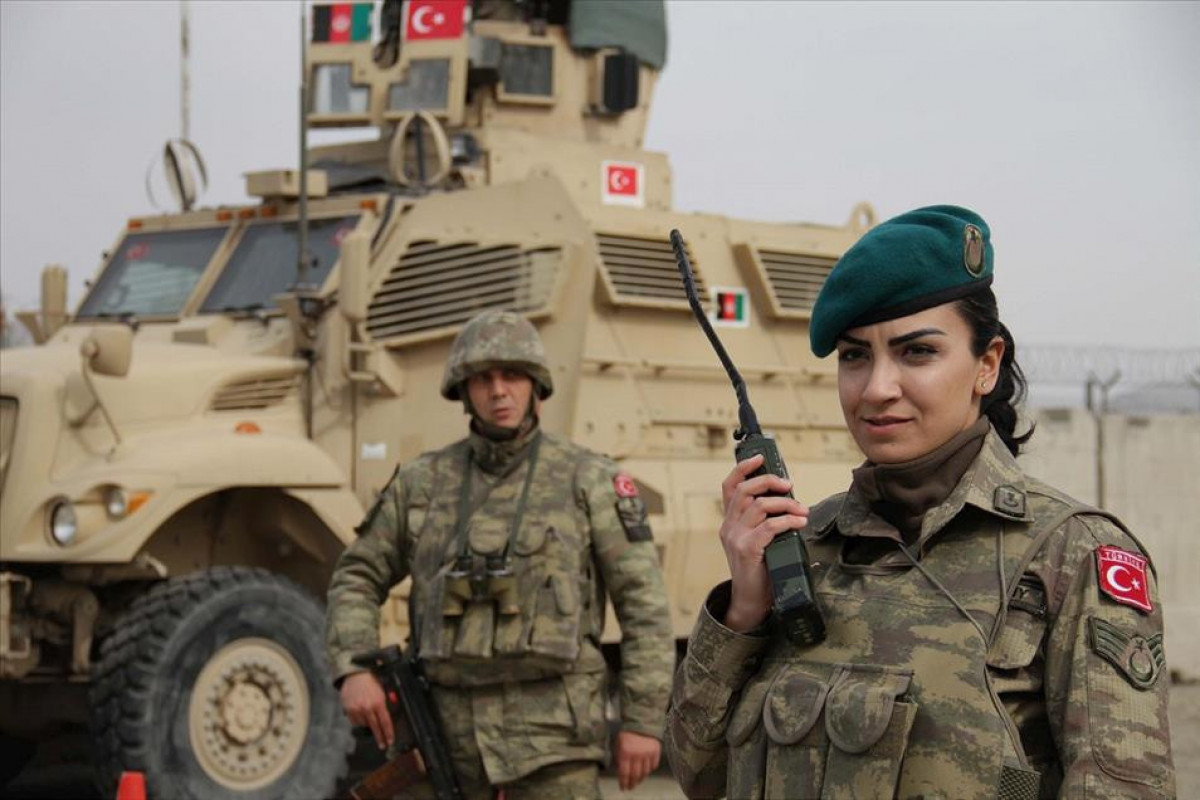 Türkiyənin Əfqanıstandakı missiyası üçün yeni mexanizm hazırlanır