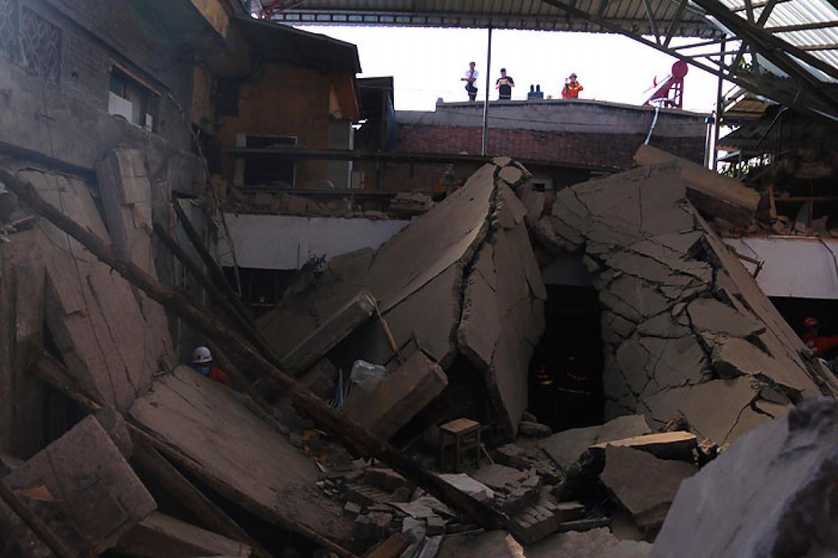 Не менее восьми человек погибли при обрушении строящегося дома на востоке Китая