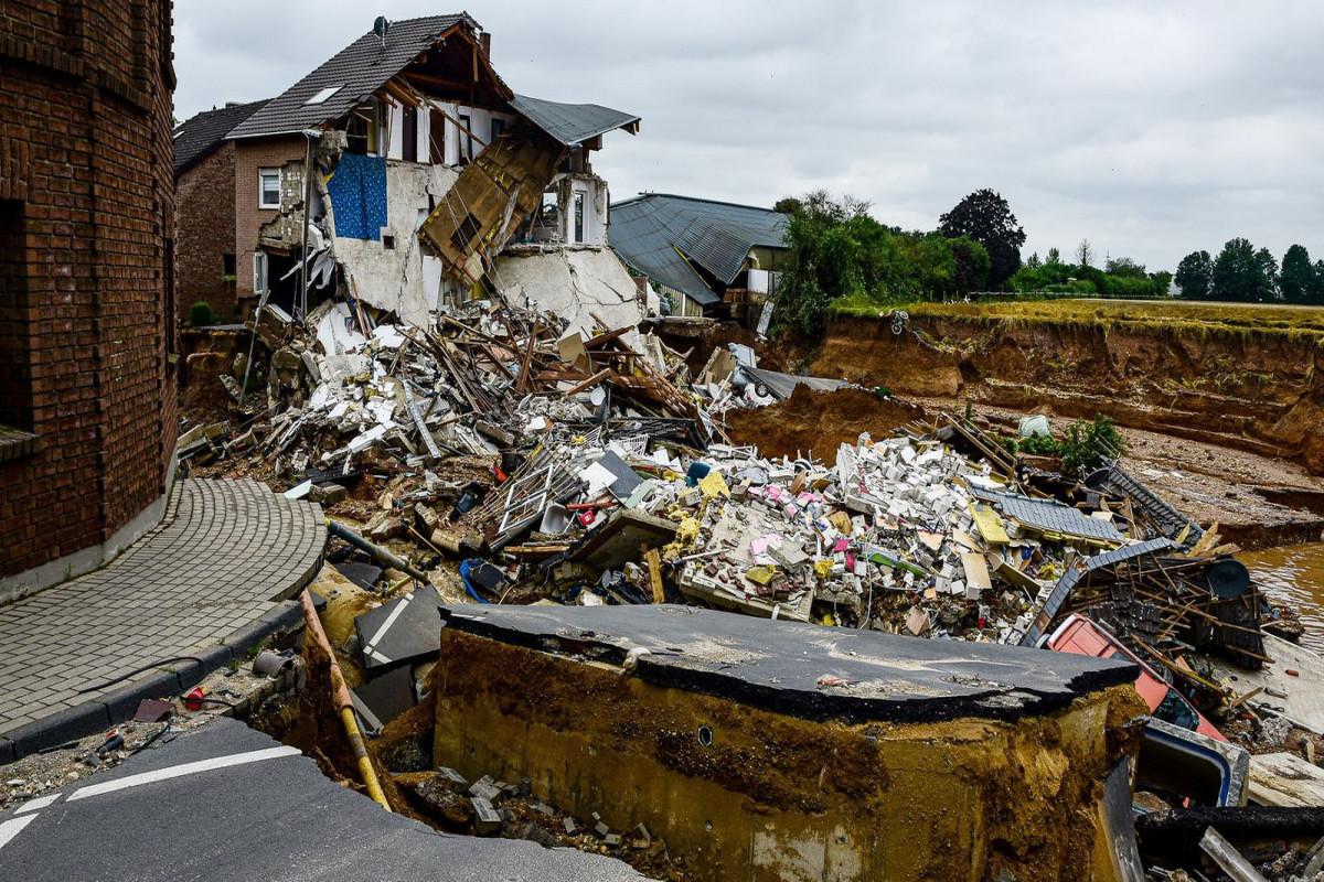 Число погибших в результате наводнения в Германии и Бельгии превысило 150 человек
