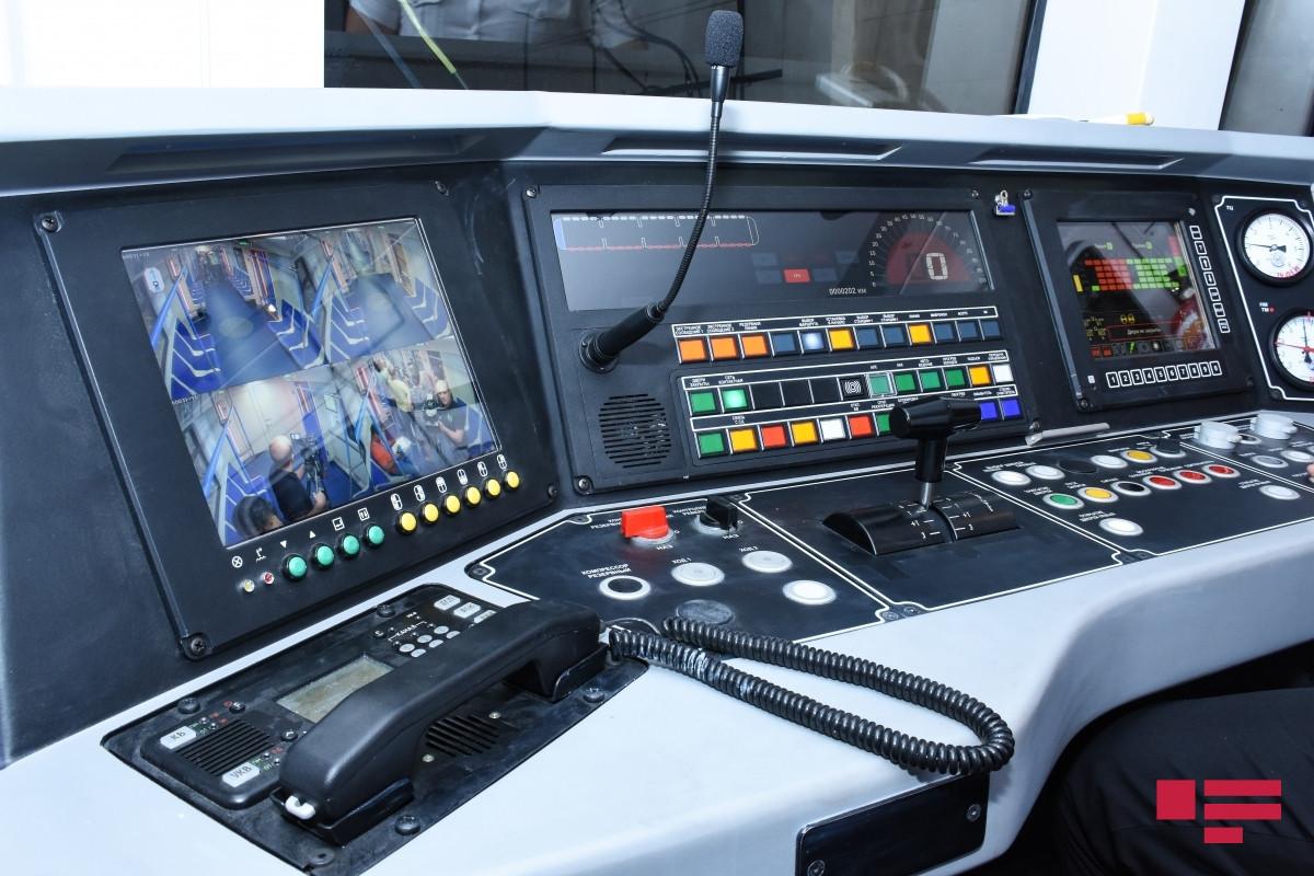 В Бакинском метрополитене будет применена система управления без машиниста