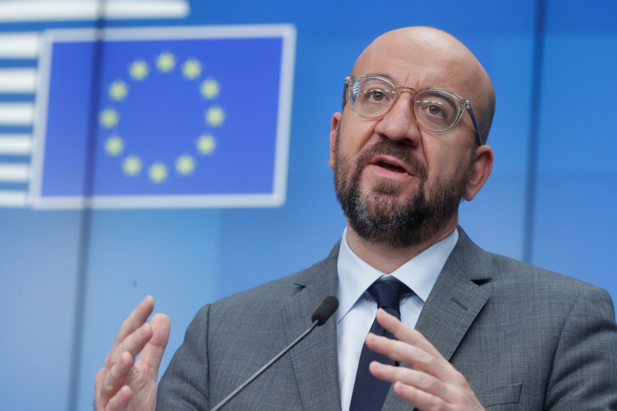 """President of the European Council: """"It is important to avoid expressing very aggressive rhetoric in order to achieve stability and peace in the region"""""""