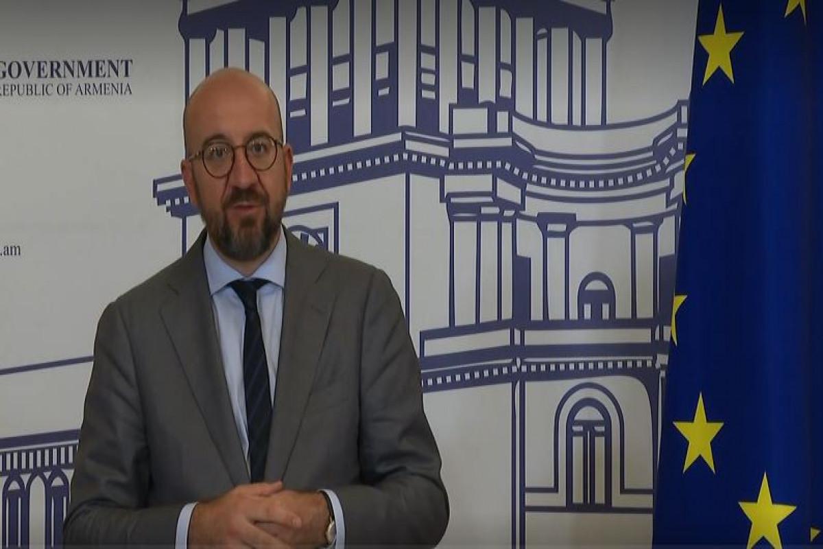 Президент Совета ЕС: Для установления стабильности в регионе нужно воздержаться от агрессивной риторики