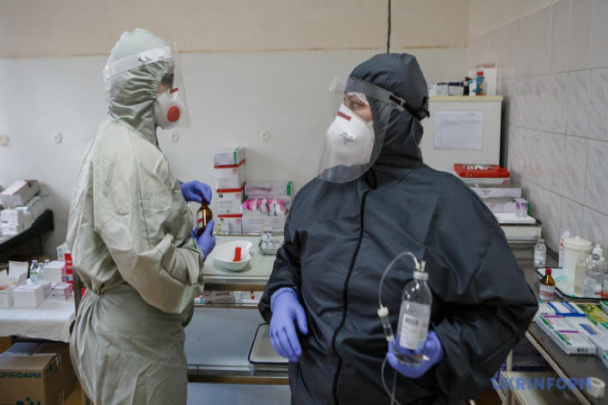 Ukraine reports 591 new coronavirus cases