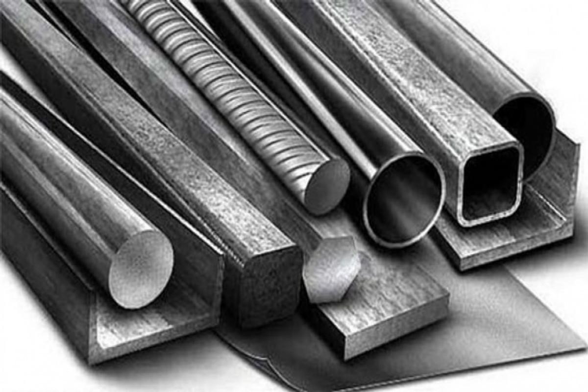 Азербайджан увеличил экспорт черных металлов в 2,5 раза