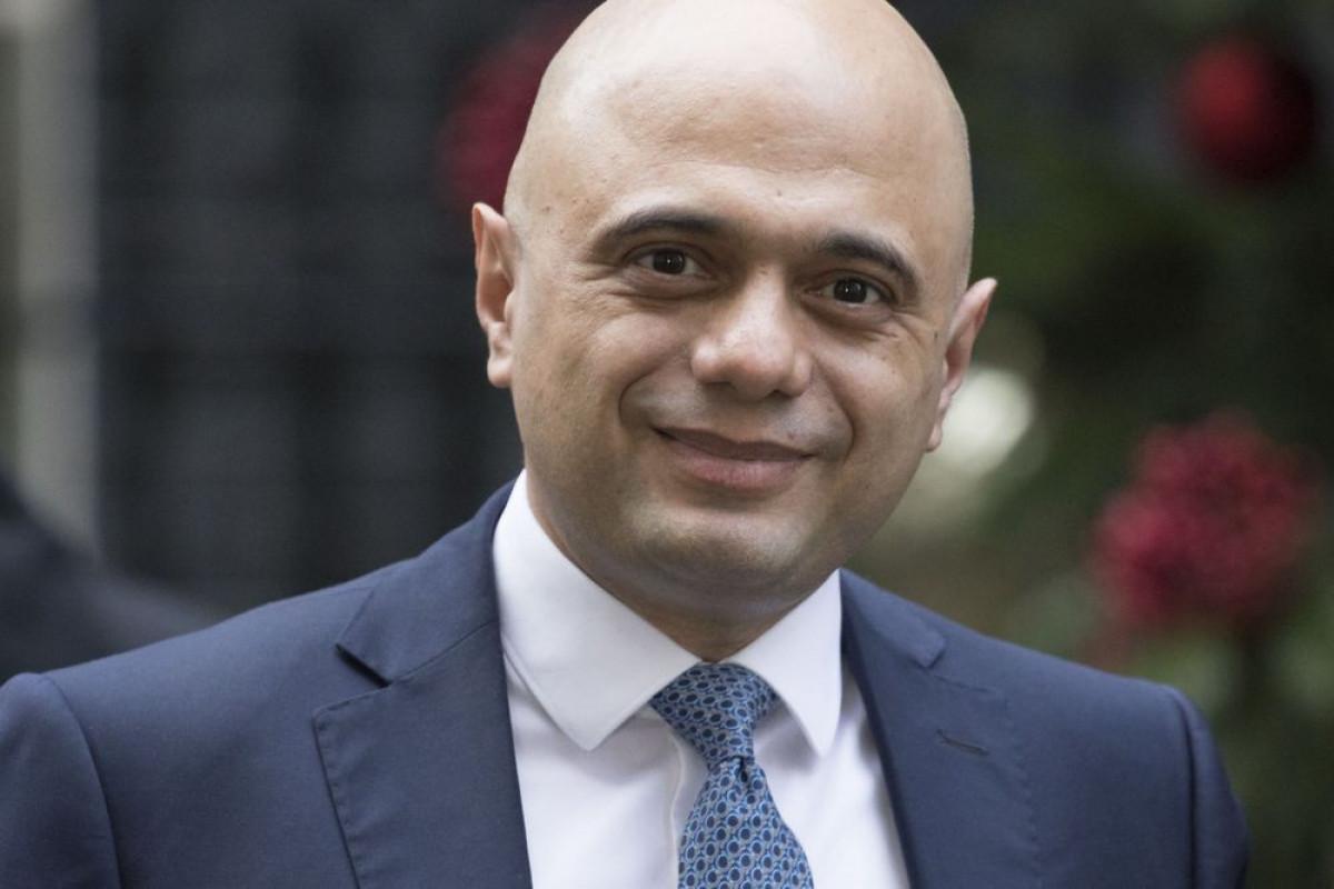 U.K. Health Secretary Sajid Javid tests positive for Covid-19